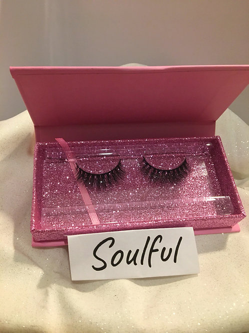"Eye Lashes by Nyasia Chanel-""Soulful"""