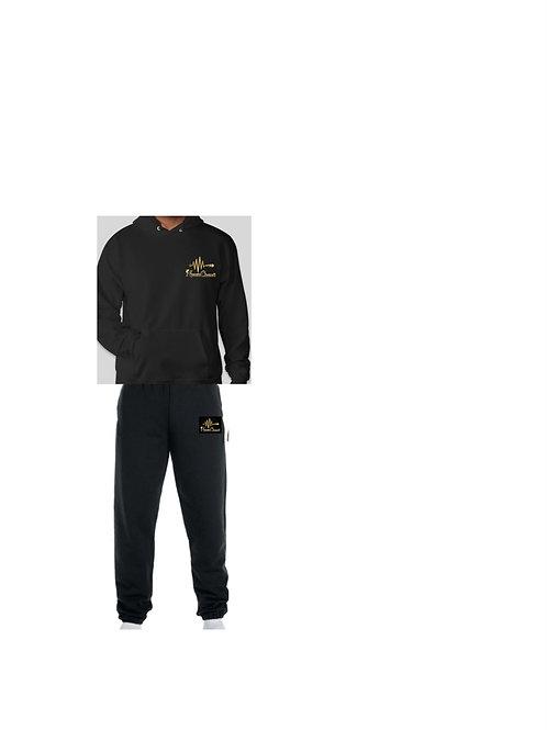 Nyasia Chane'l Hoodie Sweat Suit