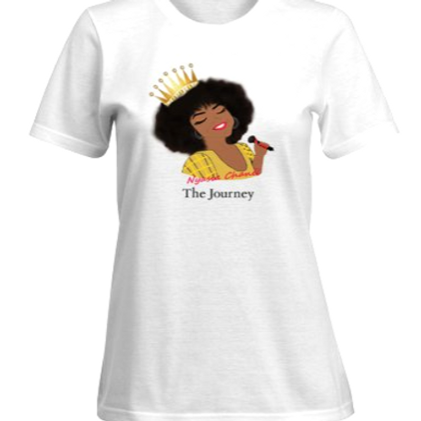 The Journey Womens T-Shirt
