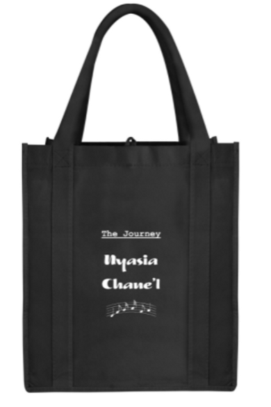 The Journey Grocery Tote Bag