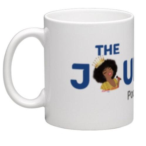 The Journey Podcast Mug