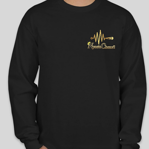 Nyasia Chane'l Sweatshirt Black