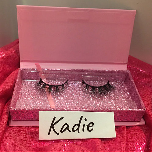 "Eye Lashes by Nyasia Chanel-""Kadie"""