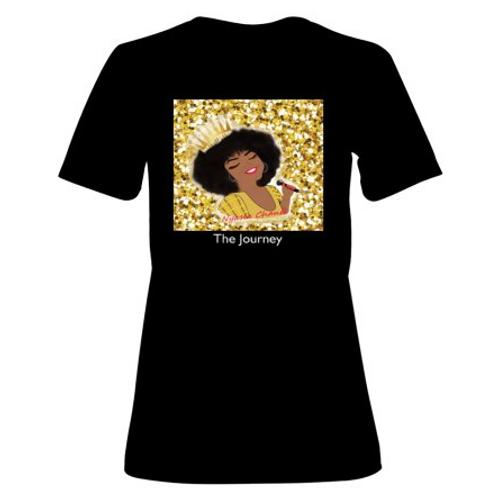 The Journey Womens T-Shirt