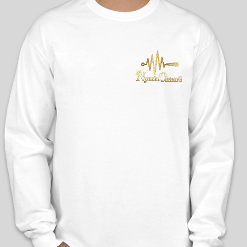 Nyasia Chane'l Sweatshirt White