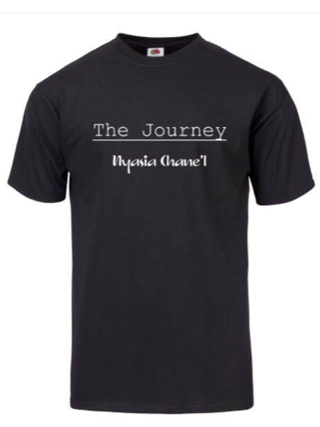 The Journey Mens T-Shirt