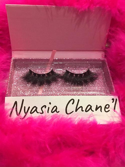 """Eye Lashes by Nyasia Chanel-""""Nyasia"""""""