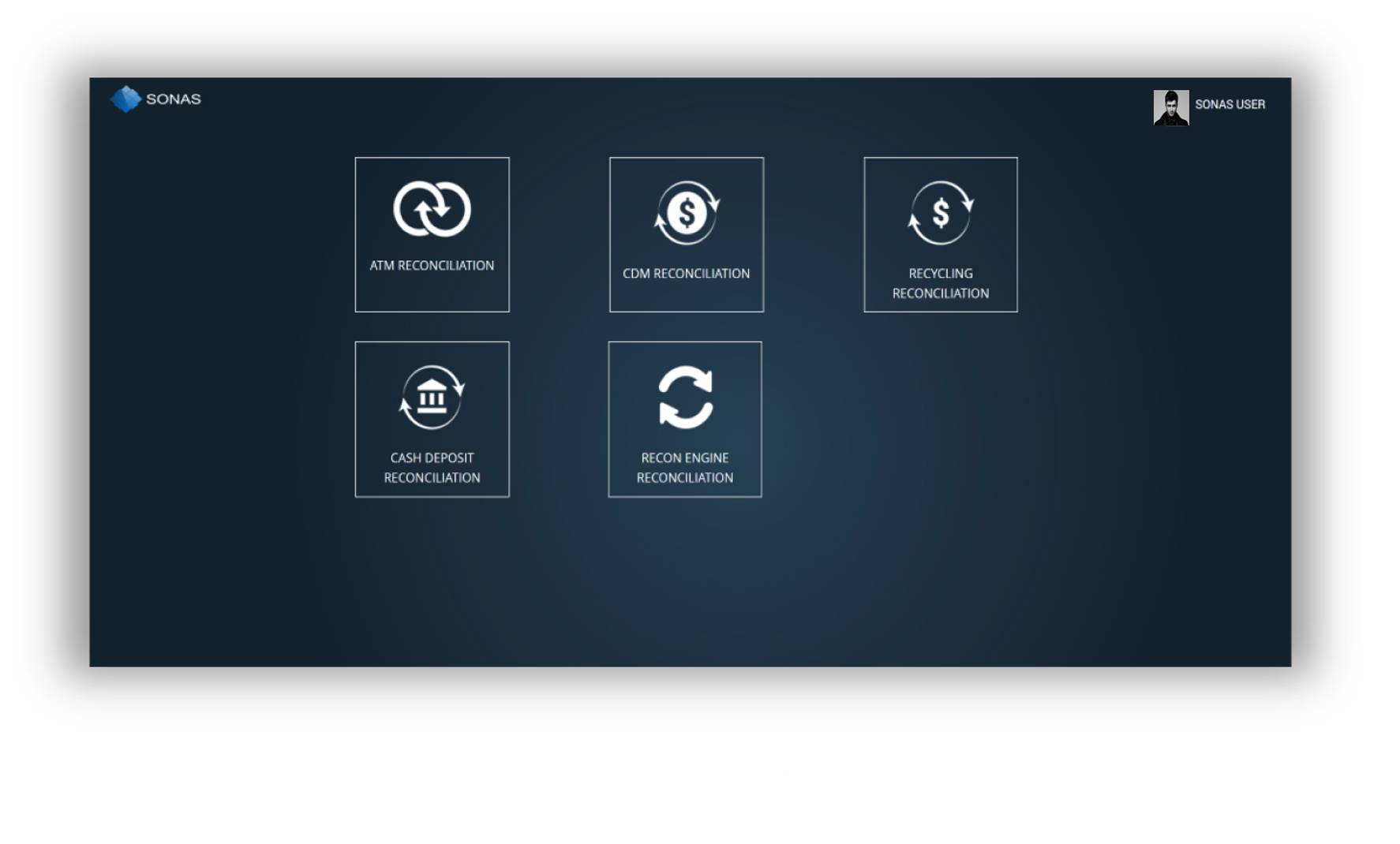 Reconciliation Data