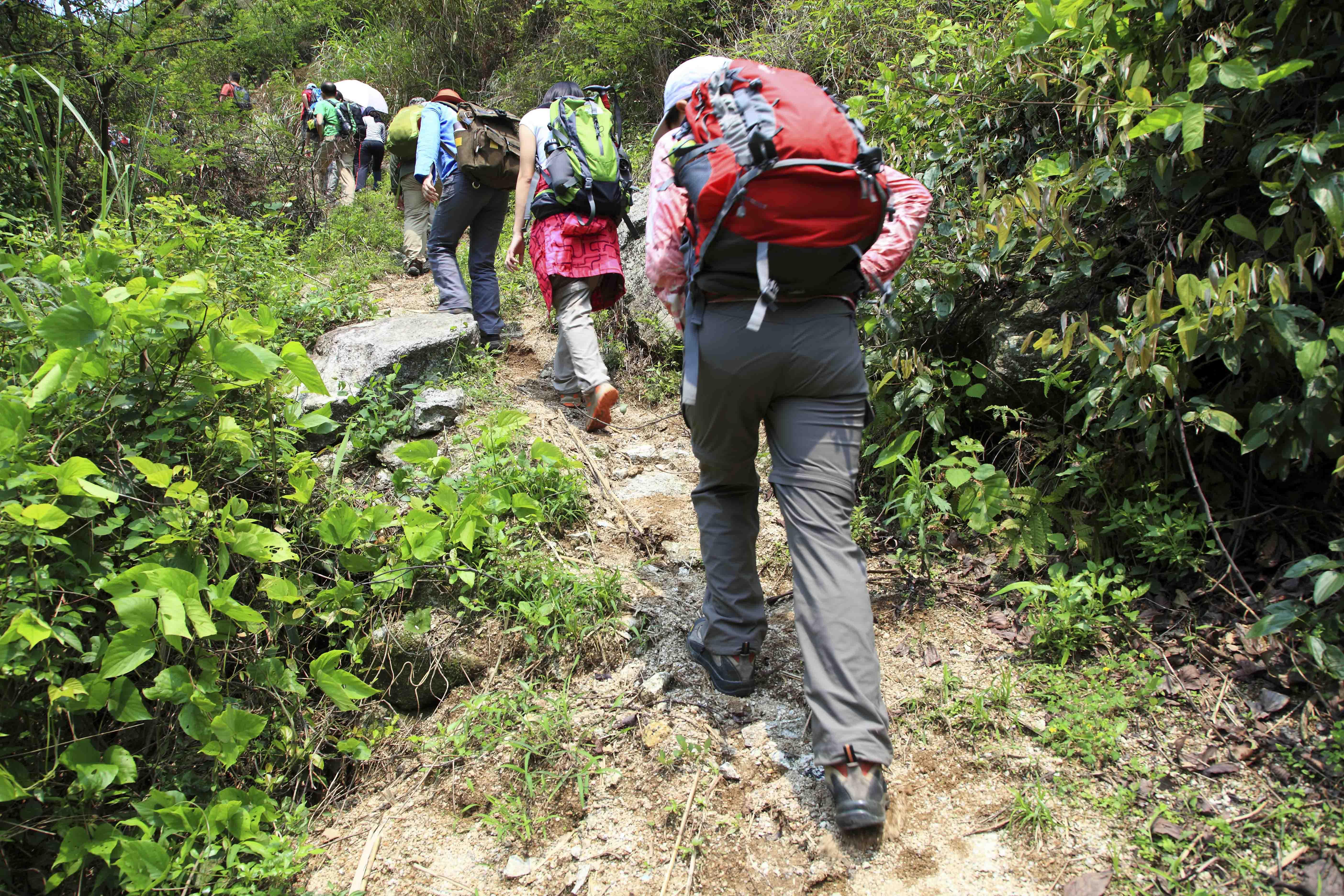 Serious Hike