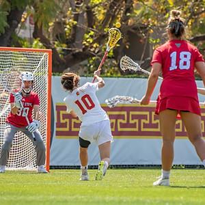 USC Women's Lacrosse vs. Fresno
