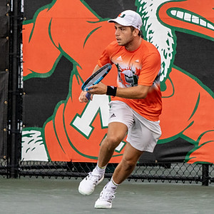 Miami Men's Tennis vs. South Alabama