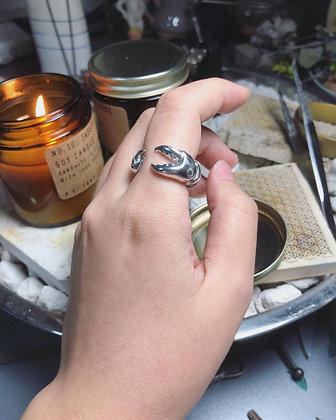 蟹螯-戒指