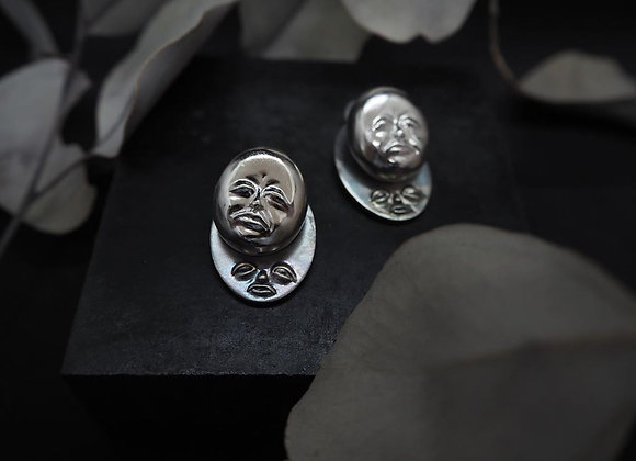 共生-耳環