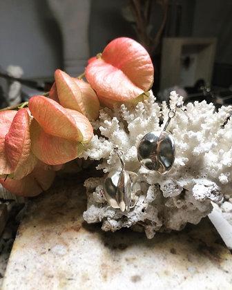 小欒樹果實-耳環