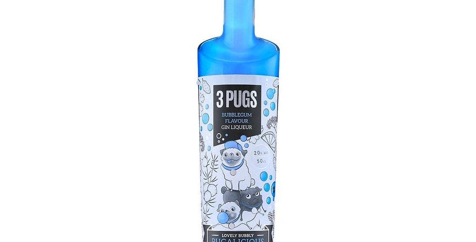 3 Pugs Bubblegum Gin Liqueur