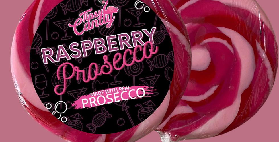Raspberry Prosecco Giant Lolly