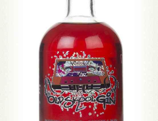 Old Skool Rhubarb & Custard Gin Liqueur