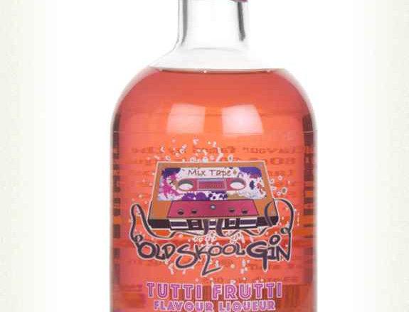 Old Skool Tutti Frutti Gin Liqueur