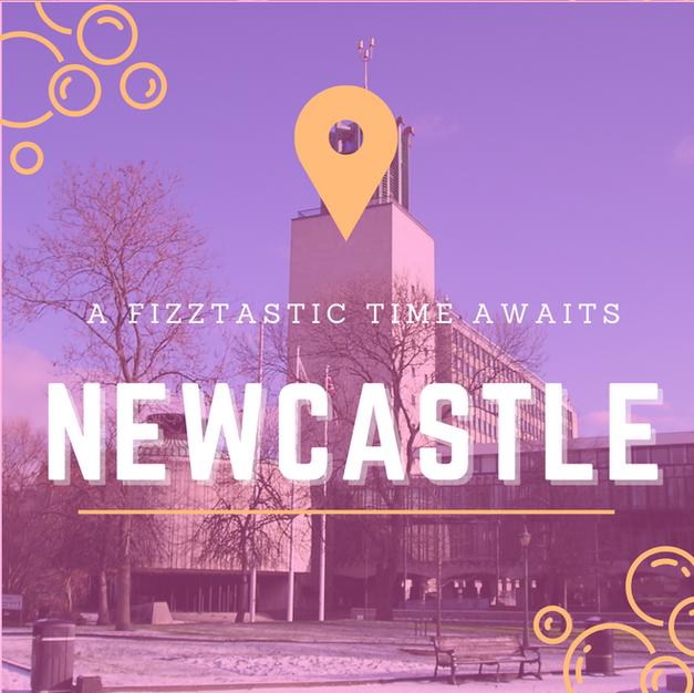 Newcastle Prosecco Festival