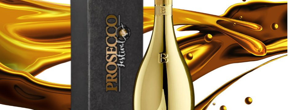 Bottega Gold Prosecco Festival Giftbox