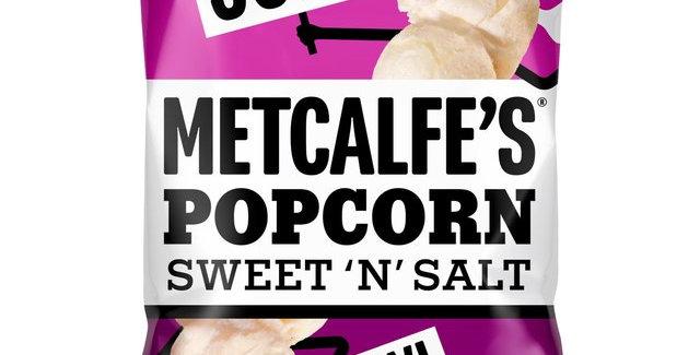 Metcalef's Sweet 'N Salt Popcorn
