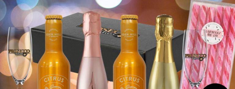 Prosecco Festival Lock-in – Prosecco & Citrus Fizz Gin Cocktail