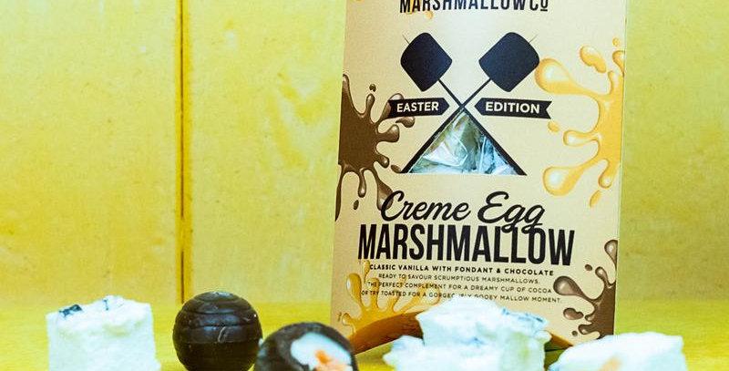 Creme Egg Gourmet Marshmallows