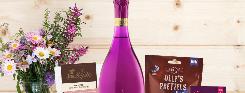 Prosecco Lovers Snack Bundle