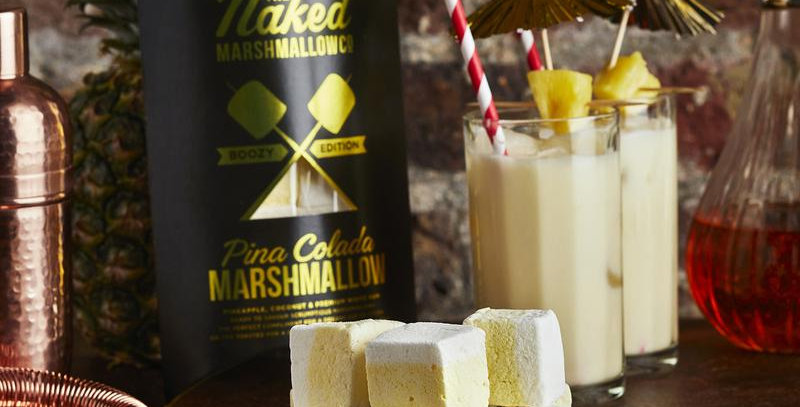 Pina Colada Gourmet Marshmallows
