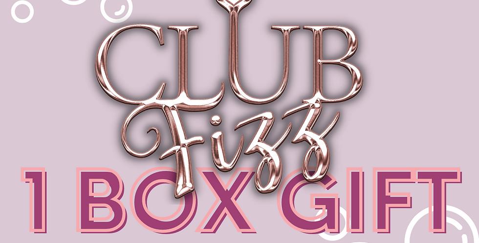 1 Month Club Fizz Gift