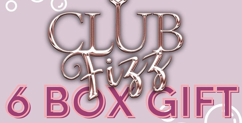 6 Months Club Fizz Gift