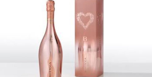 Bottega Rose Gold & Bottega Giftbox