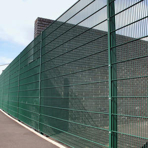Double Mesh Panel System