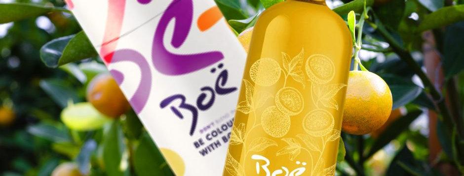 Boe Passion Fruit Gin & Giftbox