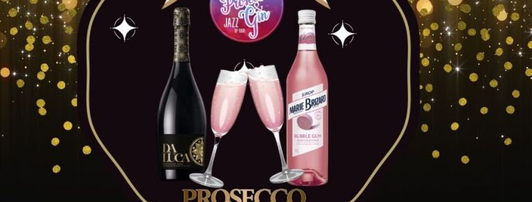 Bubblicious, Prosecco Cocktail