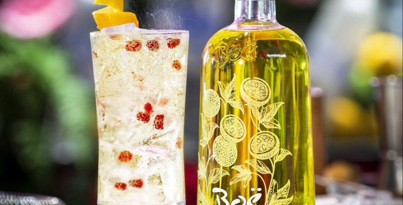 Boe Passion Fruit Gin