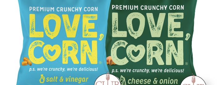 Love Corn Mixed