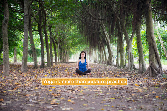 Yoga posture practice is called Asana, but what does it mean?