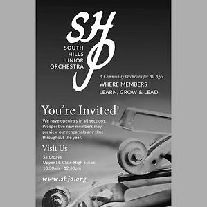 South Hills Junior Orchestra