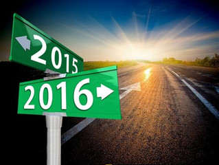 As 2015 ends...
