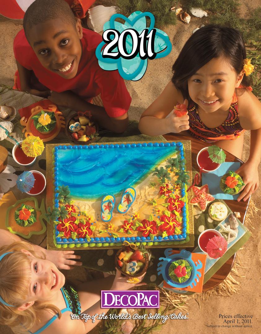 Catalog Cover 2011