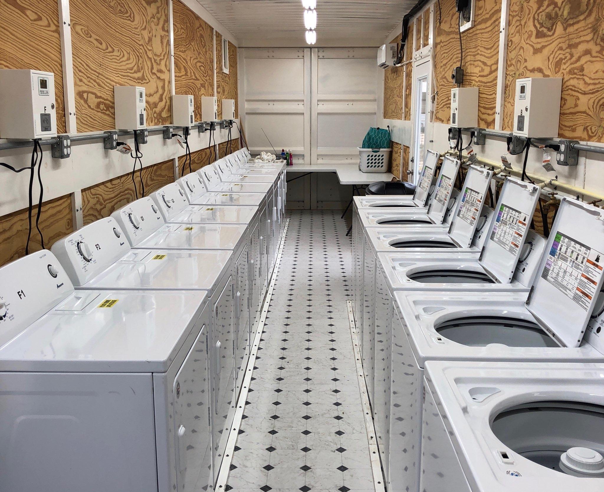 Laundromat III