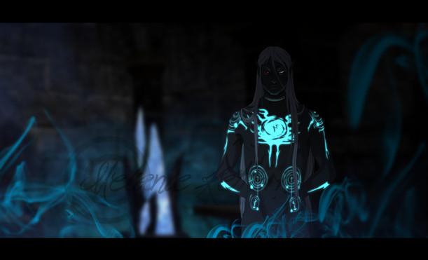My character Yazzar, slave of Norven Amaven Dres