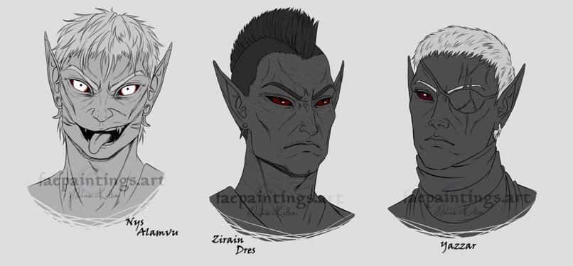 My own Characters II