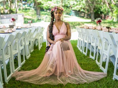 More than Just a Backyard Wedding