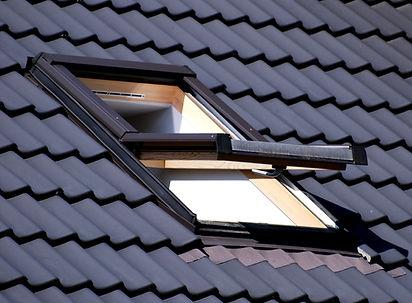 Fenêtre de toit type Vélux