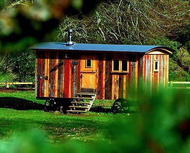 Mobilier en bois et tiny house