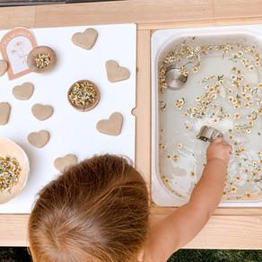 Children's Sensory Table