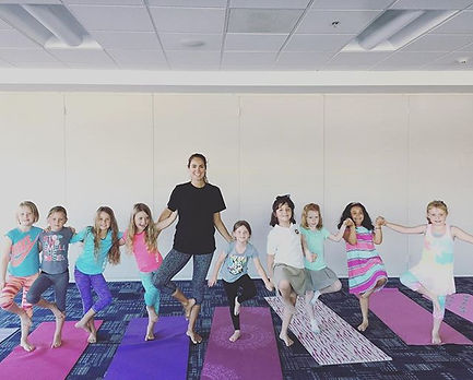Today we wrapped up a whole year of preschool and elementary yoga at St.jpg