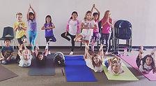 Tuesday after school yoga at Ladera Ranc